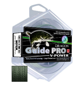 Dragon Guide Pro V-power 150 m  (темнозеленый)