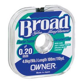 Owner Broad 100 m
